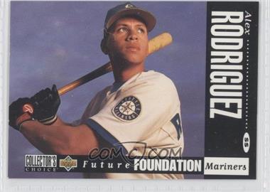 1994 Upper Deck Collector's Choice - [Base] #647 - Alex Rodriguez