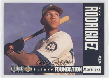 1994 Upper Deck Collector's Choice White Letter Back #647 - Alex Rodriguez