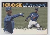 Ken Griffey Jr. (White Bar on Bottom)