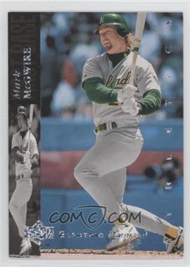 1994 Upper Deck Electric Diamond #67 - Mark McGwire