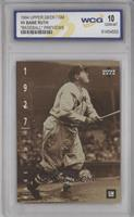 Babe Ruth [ENCASED]