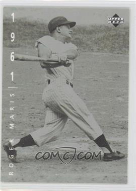 1994 Upper Deck Ken Burns Baseball: The American Epic #67 - Roger Maris