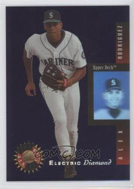 1994 Upper Deck Next GenERAtion Electric Diamond #16 - Alex Rodriguez