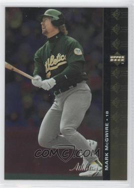 1994 Upper Deck SP - [Base] #36 - Mark McGwire