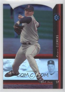 1994 Upper Deck SP Holoview FX Special FX Die-Cut #5 - Roger Clemens