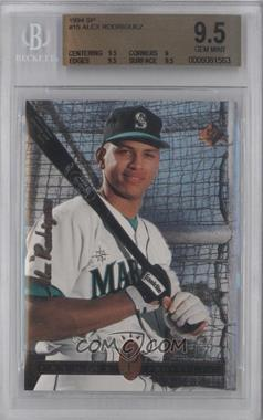 1994 Upper Deck SP #15 - Alex Rodriguez [BGS 9.5]