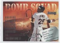 Barry Bonds, Albert Belle