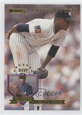 1995 Donruss Press Proof #397 - Melido Perez /2000