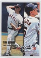 Tim Salmon (1993 and 1994 in black)