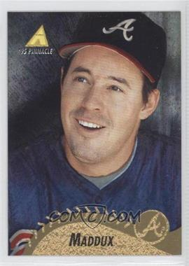 1995 Pinnacle Museum Collection #244 - Greg Maddux