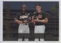 Barry Bonds, Cal Ripken Jr.