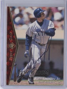 1995 SP Buy Back Autograph [Autographed] #100 - Ken Griffey Jr.