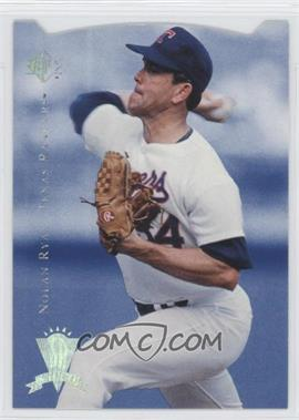 1995 SP Silver #2 - Nolan Ryan