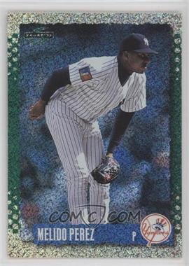 1995 Score Platinum Team Set #144 - Melido Perez