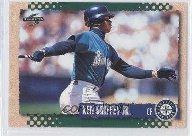 1995 Score #437 - Ken Griffey Jr.
