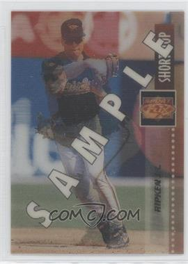 1995 Sportflix Samples #122 - Cal Ripken Jr.