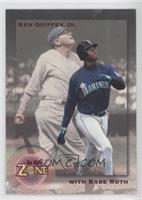 Babe Ruth, Ken Griffey Jr.