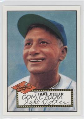 1995 Topps Archives Brooklyn Dodgers #32 - Jake Pitler