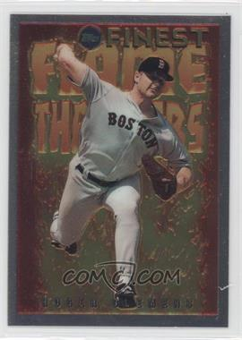 1995 Topps Finest - Flame Throwers #FT2 - Roger Clemens