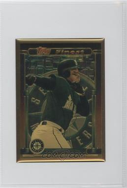 1995 Topps Finest Bronze #4 - Ken Griffey Jr.