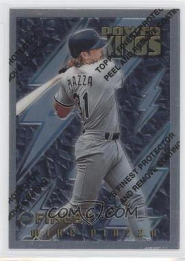 1995 Topps Finest Power Kings #PK6 - Mike Piazza