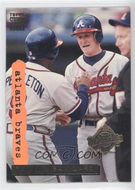 1995 Topps Stadium Club World Series Super Teams #1 - Cal Ripken