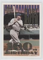 Babe Ruth (100th Birthday Stamp)