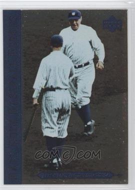 1995 Upper Deck Babe Ruth Baseball Heroes #78 - Babe Ruth