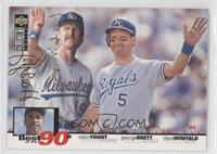 Robin Yount, George Brett