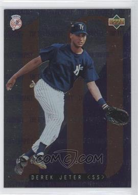 1995 Upper Deck Minor League Top Prospect - Top Ten Prospects #1 - Derek Jeter