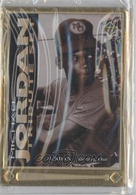 1995 Upper Deck/Metallic Impressions Michael Jordan Tribute #JTN/A - Mike Jorgensen