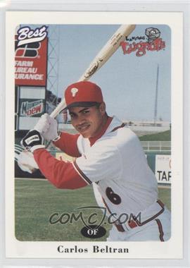 1996 Best Lansing Lugnuts - [Base] #JD.5 - Carlos Beltran
