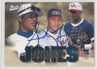 Andruw Jones (Triple Image) /500