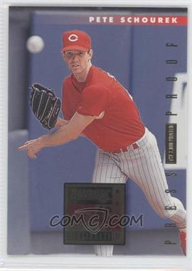 1996 Donruss - [Base] - Press Proof #85 - Pete Schourek /2000