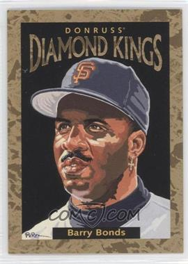 1996 Donruss Diamond Kings #DK-8 - Barry Bonds /10000