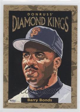 1996 Donruss Diamond Kings #DK-8 - Barry Bonds /10000