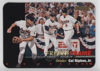 1996 Donruss Freeze Frame #3 - Cal Ripken Jr. /5000