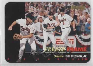 1996 Donruss Freeze Frame #3 - Cal Ripken Jr. /5000