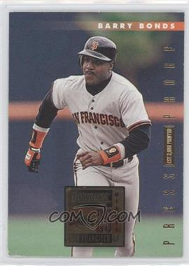 1996 Donruss Press Proof #216 - Barry Bonds /2000
