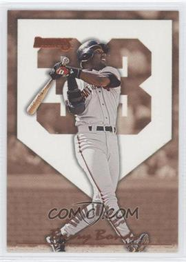 1996 Donruss Round Trippers #2 - Barry Bonds /5000