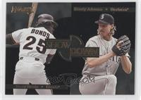 Barry Bonds, Randy Johnson /10000