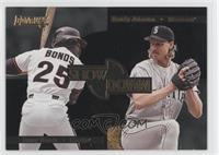 Barry Bonds, Randy Johnson /10000