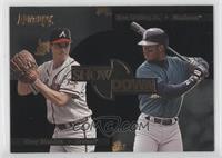 Greg Maddux, Ken Griffey Jr. /10000