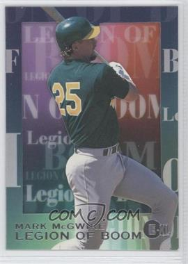 1996 E-Motion XL - Legion of Boom #5 - Mark McGwire