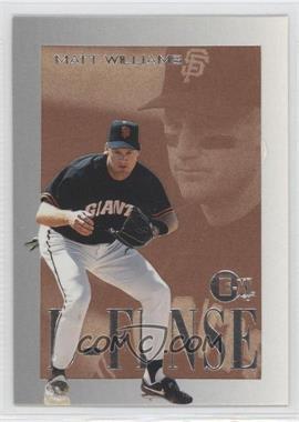 1996 E-Motion XL D-FENSE #10 - Matt Williams