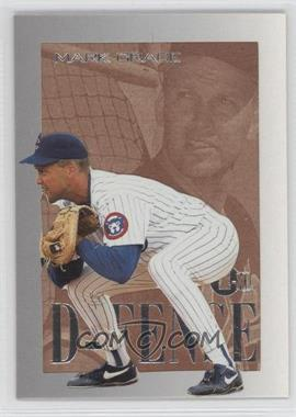 1996 E-Motion XL D-FENSE #3 - Mark Grace