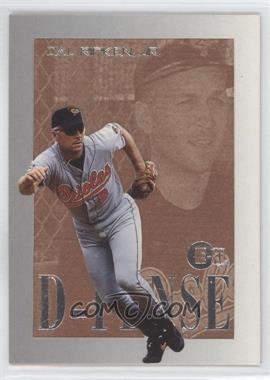 1996 E-Motion XL D-FENSE #8 - Cal Ripken Jr.