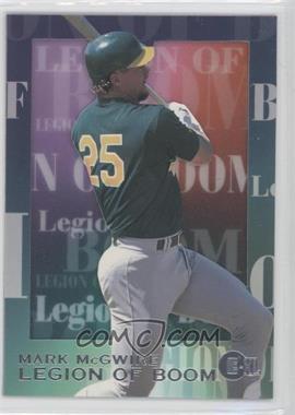 1996 E-Motion XL Legion of Boom #5 - Mark McGwire