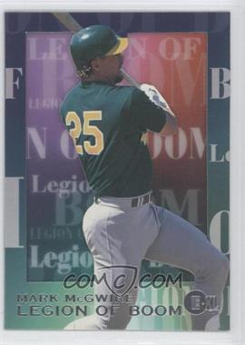 1996 E-Motion XL Legion of Boom #5 - Mark McGwire