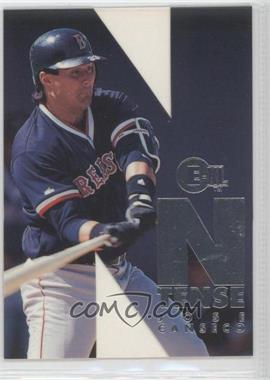 1996 E-Motion XL N-TENSE #3 - Jose Canseco